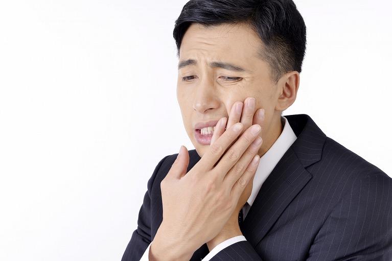 歯が抜けた|白河のジュンデンタルクリニック